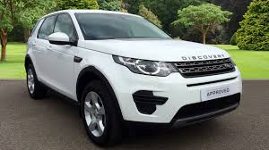 land rover discovery 2016 white. thumbnail 1 land rover discovery 2016 white