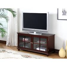 cherry wood tv stand stands stand cherry cherry wood stand best with glass doors huge