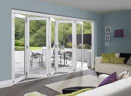 stylish folding glass patio doors