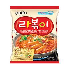 Buy Paldo Rabokki Noodle 145g Online Instant Noodles Asia Market