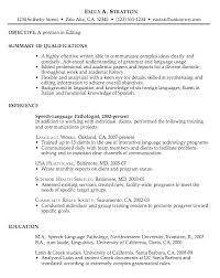 An Example Of A Good Resume Gorgeous Resume Good Example Esdcubaco