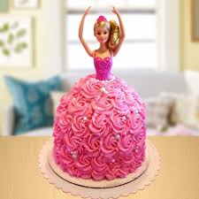 Order Barbie Doll Birthday Cake Only At 1499 Best Birthday Cake For