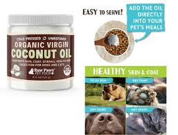 coconut oil for dogs puppies coat