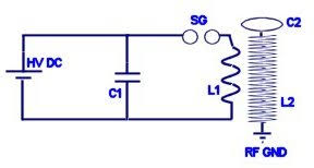 diy mini tesla coil rmcybernetics simple tesla coil circuit diagram Tesla Coil Wiring Diagram #34