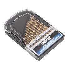 <b>Набор сверл по металлу</b> Erbauer DRS75809, 13 шт. - купите по ...