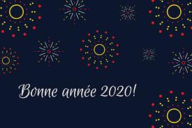 """Résultat de recherche d'images pour """"bonne année 2020 musique image"""""""