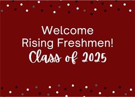 Counseling / Rising Freshmen Info - Class of 2025