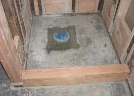 shower : Tile Ready Shower Pan Amazing Tiling A Shower Floor Image ...