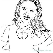 Coloring Pages Descendants Coloring Pages Free Shake It Up Just