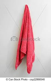hanging towel. Delighful Hanging Hanging Towel  Csp22866546 And