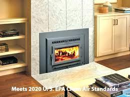 used fireplace inserts for wood burning craigslist insert fi
