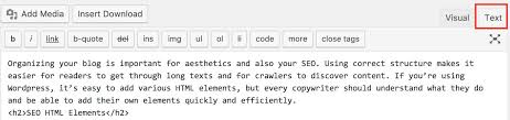 Html Quote Delectable HTML 48 For Copywriters Bloggers Trademark Productions