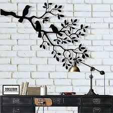 metal birds art metal wall decor birds