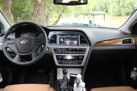 hyundai sonata 2015 interior. a press of the metal start button shared with genesis and 24l thrashes into life our test sonata was in limited ultimate trim which for over hyundai 2015 interior u