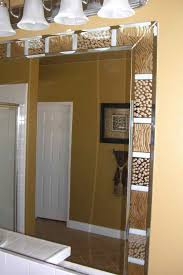 framed bathroom mirrors diy. Image Of: How To Frame A Bathroom Mirror Diy Design Framed Mirrors