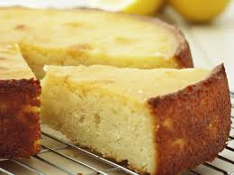 Sticky Lemon Cake Cookstrcom