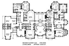 Mansion Floor Plans  Archival DesignsFloor Plan Mansion