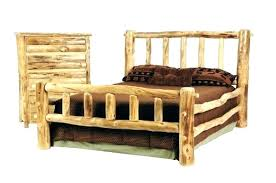 Log Bed Frames Discount Rustic Bend Near Me – Creator House Ideas Online