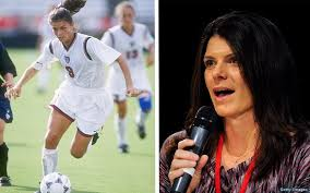 From Mia Hamm To Michelle Akers, Where Are The 1996 Olympic ...
