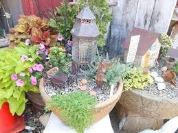 diy miniature fairy garden ideas and