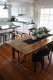 wooden table black chairs sets dining room home rustic dining sets dining room furniture reclaimed wooden dining table with black chairs added white kitchen