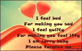 I Am Sorry Messages for Boyfriend: Apology Quotes for Him ...