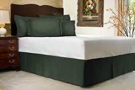 extra long bed skirt. Interesting Extra Image Is Loading HarmonyLaneTailoredBedSkirtwithSplitCorners Throughout Extra Long Bed Skirt