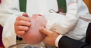 Recibir nombre al bautizarse