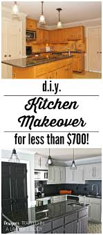 Inexpensive Kitchen Remodeling Our Budget Kitchen Remodel Reveal Part 1 Designer Trapped