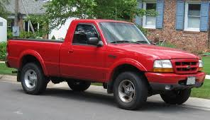 small Pickup Truck | Compact Pickup - 1994 Ford Ranger | silly boys ...