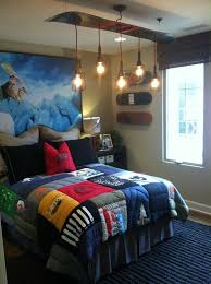 ... Bedroom, Fascinating Cool Boy Rooms Boys Bedroom Ideas For Small Rooms  Bedroom With Bed And ...