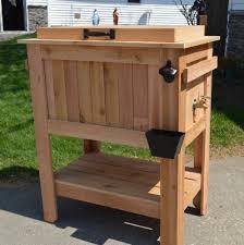 36 patio deck cooler stand outdoor stainless steel beverage cart outdoor designs timaylenphotography com