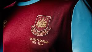 Plus great deals to buy original and retro hammers kit. West Ham 15 16 Home Kit By Umbro Soccerbible