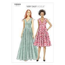 Vogue Patterns Dresses Classy Misses' Dress4848484848 JOANN