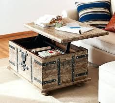 aluminum trunk coffee table aluminum steamer trunk coffee table