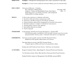 Resume Examples Example For College Application Intended How To ...