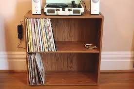 surprising design ideas vinyl record shelves amazing shelf the surznick common room