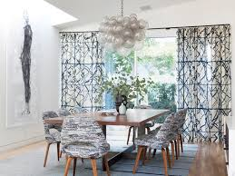 earthy dining room neutral home decor los angeles