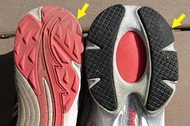 Running Shoe Wear Pattern Impressive Newton Sir Isaac Running Shoe Review This Heel Striker Can't Seem