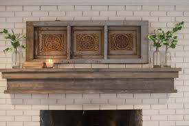 diy rustic fireplace mantel for awesome wood mantle fireplace