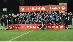 U19 Gelişim Süper Ligi'nde şampiyon Trabzonspor! - Futbol Haberleri, Haber7