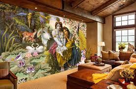 Buy Envogue 3D Wallpaper SRI Radha ...