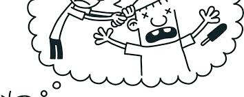 Diary Of A Wimpy Kid Coloring Pages And Wimpy Kid Hard Luck Coloring