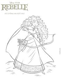 Pin By Marjolaine Grange On Coloriage Rebelle Pinterest