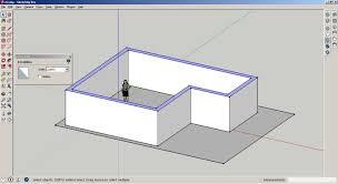 import floorplan into sketchup unique import floorplan into sketchup new how to create a 3d building