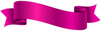 Purple Ribbon Banner Pink Banners Magdalene Project Org