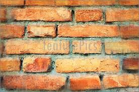 texture old brick wall stock picture
