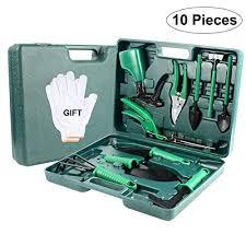 drivim gardening tool set 10 pieces