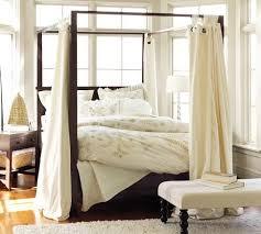 Farmhouse Canopy Bed | Bedroom Inspiration | Farmhouse canopy beds ...