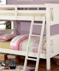 white bunk bed with stairs. Christian White Twin Over Bunk Bed White Bunk Bed With Stairs